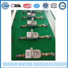 Prepaid Meter für Wasserversorgung zu Wohnungen