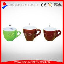 Оптовая мини чашка кофе и блюдце