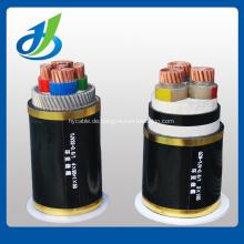 0.6 / 1kv Cu / Al PVC isolierte hochwertige Stromkabel, Fabrik Direktvertrieb