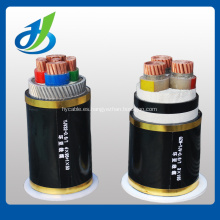 Cable eléctrico eléctrico aislado de 0.6 / 1KV