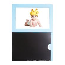 Promotional Magnetic Photo Frame /Wooden Photo Frame Fridge Magnets