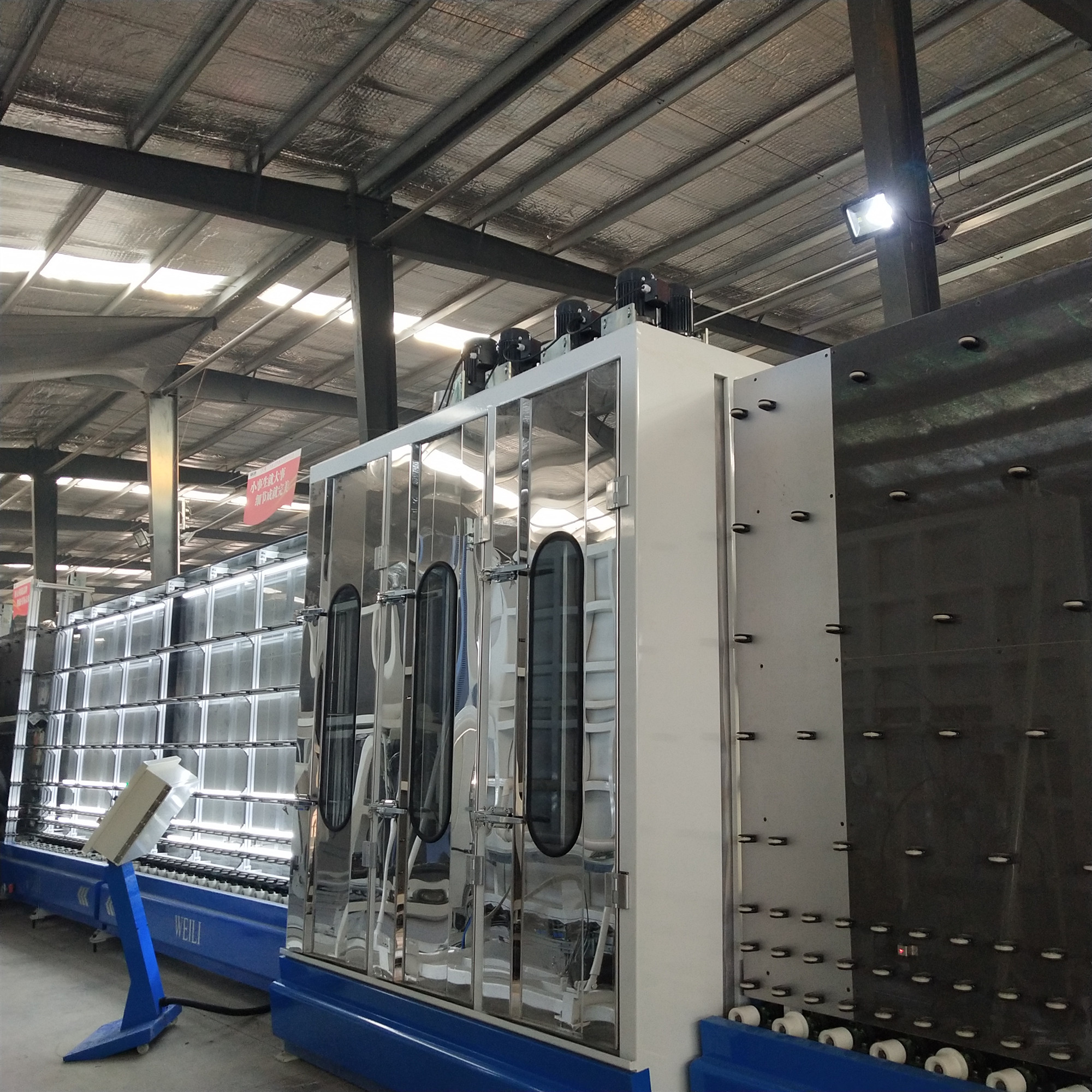 Insulating Glass IGU Machine Production Line from Weili