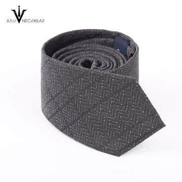 Fashion Party Jacquard Woven Krawatte 100% Seide Herren Krawatte