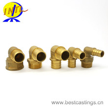 High Quality OEM Custom Brass Pipe Fitting