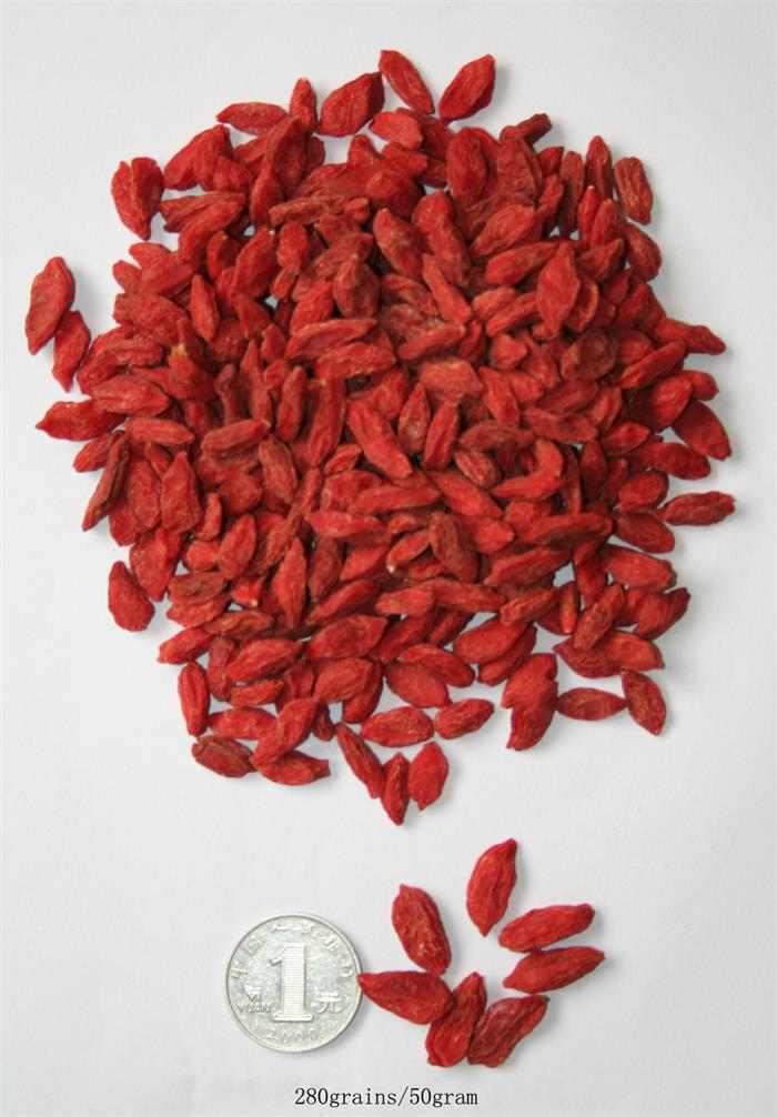 Ningxia New Harvest Food Grade Kering goji berry
