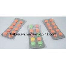 Tablette Chewable Multi-Flavor Vitamine C de haute qualité