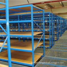 Long Span Shelving for Carton Storage