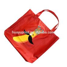 Sac à provisions sac à provisions jakarta non tissé / 2014 Sac à provisions en gros au polyester Sac à provisions en polyester écologique pour achats