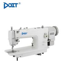 Dt 202-D3 dirigir unidade grande ponto reverso do gancho e thream aparar máquina de costura industrial