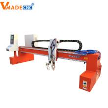 Máquina de corte do CNC do plasma do pórtico