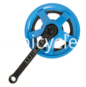 crank and chain wheel