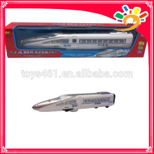hot sell B/O electric train toy with light and music train set toy