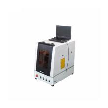 Anbei tragbare Faserlaser-Graviermaschine für Metall