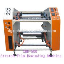 Полуавтоматическая машина для перемотки и намотки стрейч-пленки Xinhuida