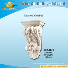 polyurethane(pu) exotic corbels for sale