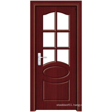 Interior PVC Door Made in China (LTP-6036)