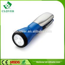 La mejor linterna de la linterna del LED de gran alcance con las Multi-herramientas