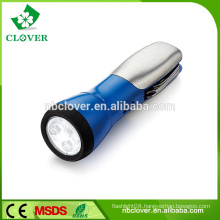 Best Powerful Led Mini Flashlight Torch with Multi-tools