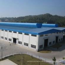 Schlüsselfertiger Stahlbau-Workshop mit Ce-Zertifizierung (Kxd-SS1290)
