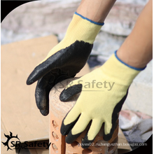SRSAFETY дешевая цена / нитриловые покрытия для рабочих перчаток EN388 312 / перчатки