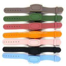 Wristband Hand Sanitizer Dispenser Refillable Wristband