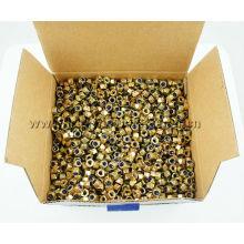 Venda em estoque DIN985 M5 Nylon Insert Lock Nut