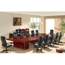 Mobília de escritório de luxo Mesa de conferência Mesa de reunião (HF-MH7002)