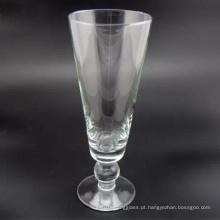 550ml de vidro com base