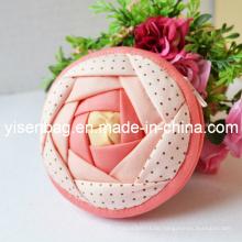 Baumwolltasche Blume Münzen (YSCB00-004-1)