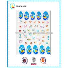 Горячая новая мода ногтей наклейки/ногтей продукт для девочек