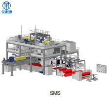 Single S PP Spunbond Nonwoven Fabric Making Machine
