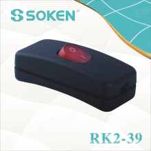 Cord Line Lighted Rocker Switch