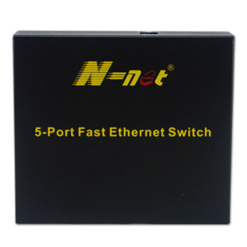 Unmanaged Fast Ethernet POE Switch 5 Ports