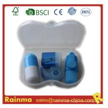 Mini Stationery Set in Plastic Box