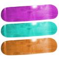 Amerikanischer Kleber Kanadischer Ahorn 7 Ply Blank Skateboard Decks Leerzeichen