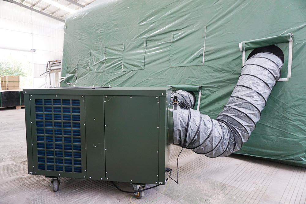 tent use portable air conditioner