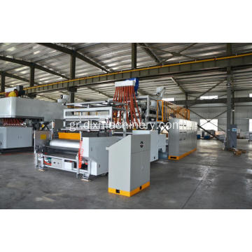 Stretch Film / Cling Film Making Machine Νέο σχέδιο