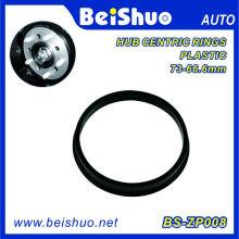 Кольцо втулки для человека Грузовик Пластиковая ступица Центрирующее колесо Распорка