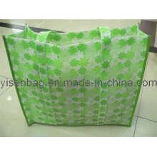 Mode billig 80GSM Non Woven Shopping Bag mit Griffen (YSSB00-0009)