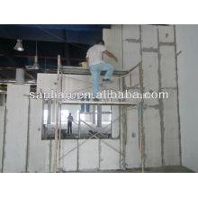 EPS wall pane machine