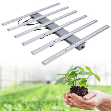 Bars Grow Light funciona bien para el cultivo de plantas