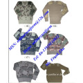 Camouflage Pullover Camouflage Sweater Jersey Military Sweater Pullover Jersey