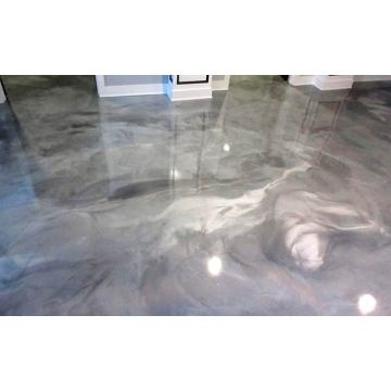 Kosongkan Epoxy Resin Floor Top Coating