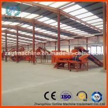 Agricultural Waste Granulating Fertilizer Processing Plant