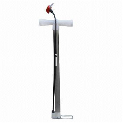 Handle bike pump