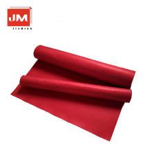 Atmungsaktive Baumwollmatte, die roten Teppich heiratet