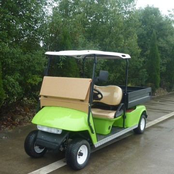 CE Golf Cart 2 posti auto elettrica da golf club auto
