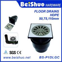 New Design Plastic Shower Floor Drain