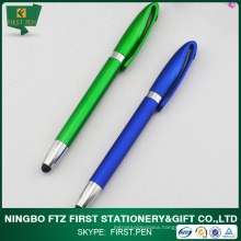 Cheap Plastic Pen With Stylus Tip