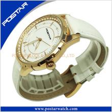 Montre bracelet en quartz antidérapante haute qualité pour dames Psd-2864